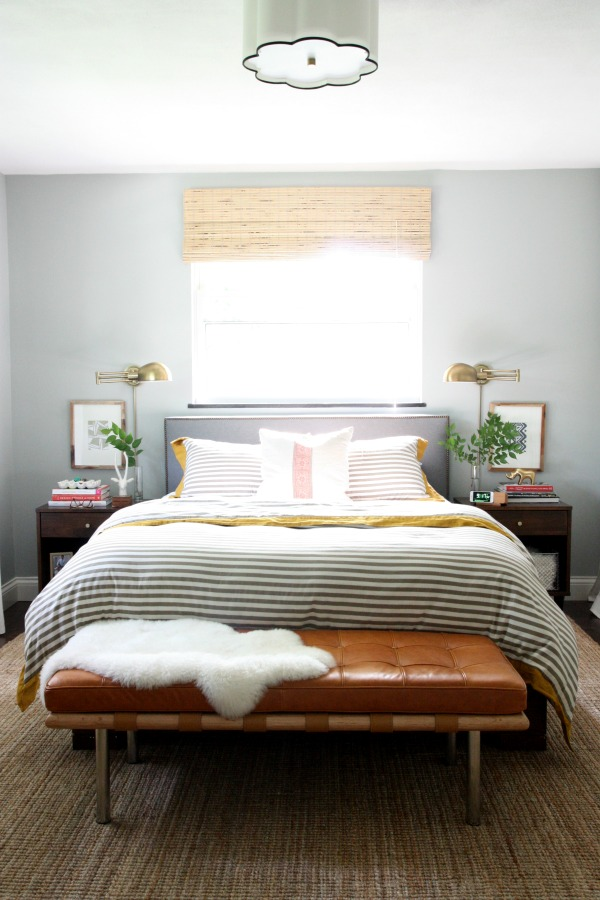 Why This Room Works: Stylish and Calming Master Bedroom