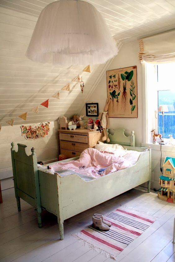 45 Inspiring Little Girls's Rooms - Whitney Donáe