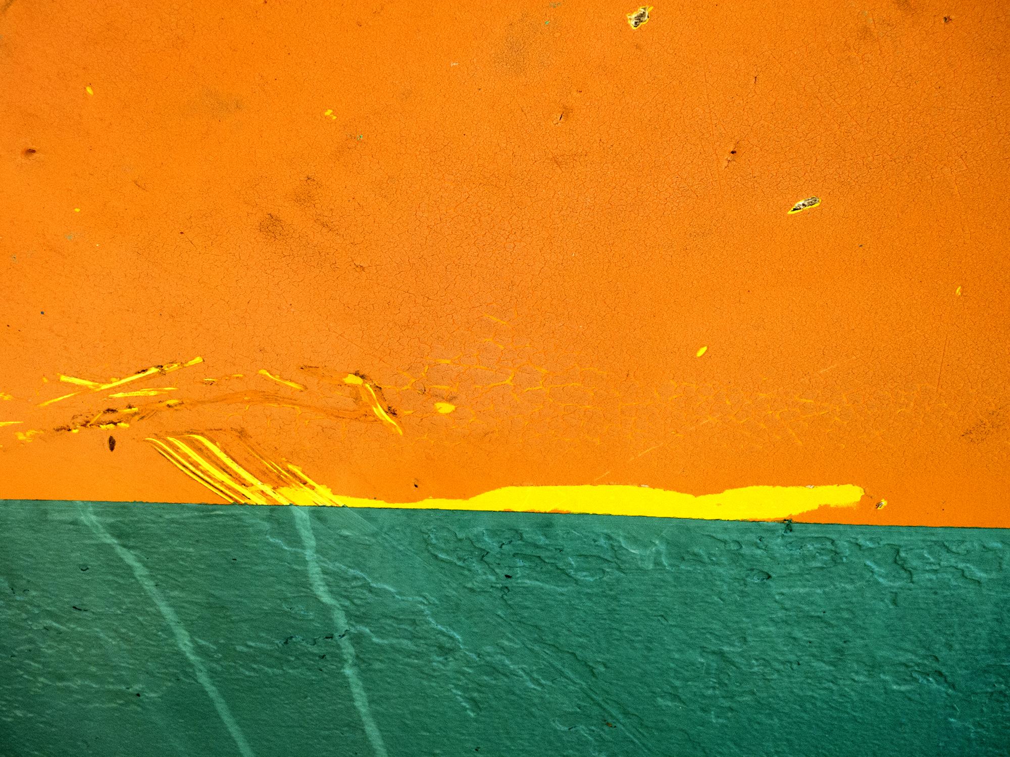 Orange Green, 2015