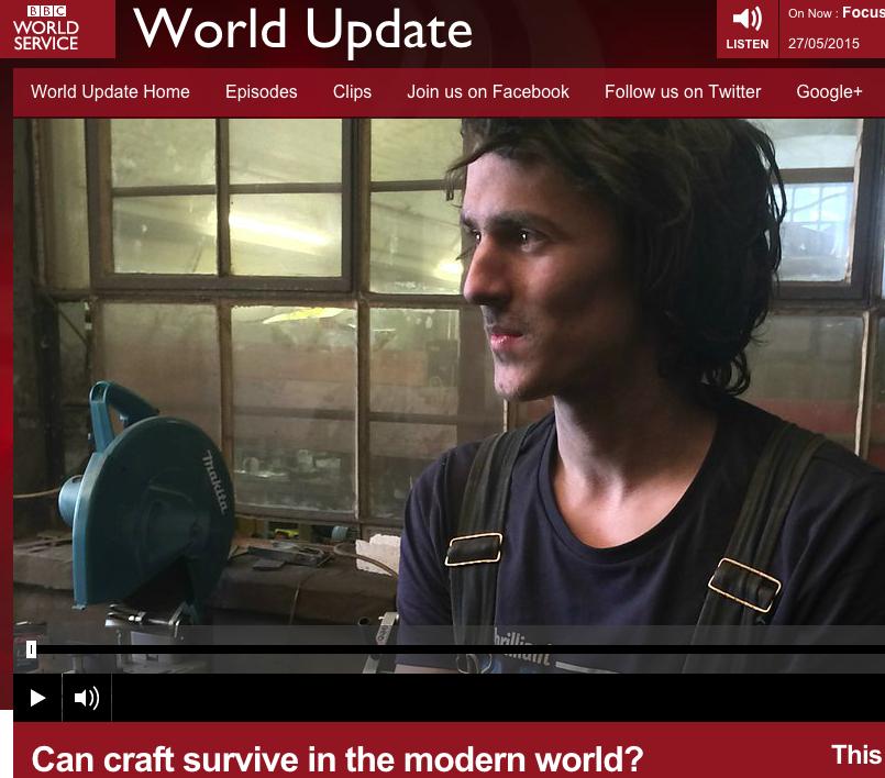 From BBC World Service by Nigel Doran