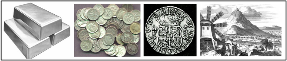 B. Commercialization and the creation of a global economy were intimately connected to  new global circulation of silver from the Americas . (SEE CRASH COURSE BELOW)