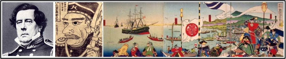 A. The  expansion of U.S. and European influence over Tokugawa Japan led to the  emergence of Meiji Japan . (THIS IS COVERED VERY WELL IN THE IMPERIALISM Crash Course  HERE )