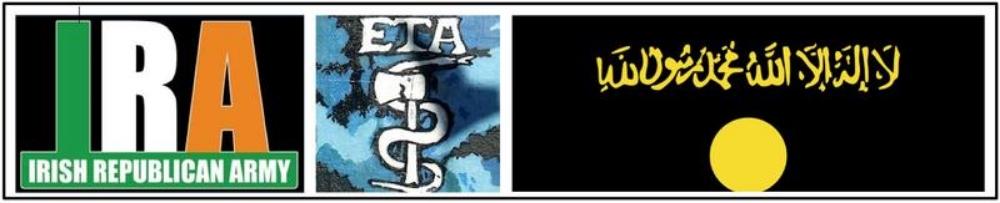 D. Some  movements used violence ( IRA , ETA , Al Qaeda ) against civilians to achieve political aims.