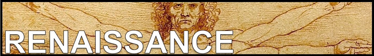 (CLICK THIS LINK TO GO TO THE VIRGINIA SOL PAGE DEVOTED TO THE RENAISSANCE)