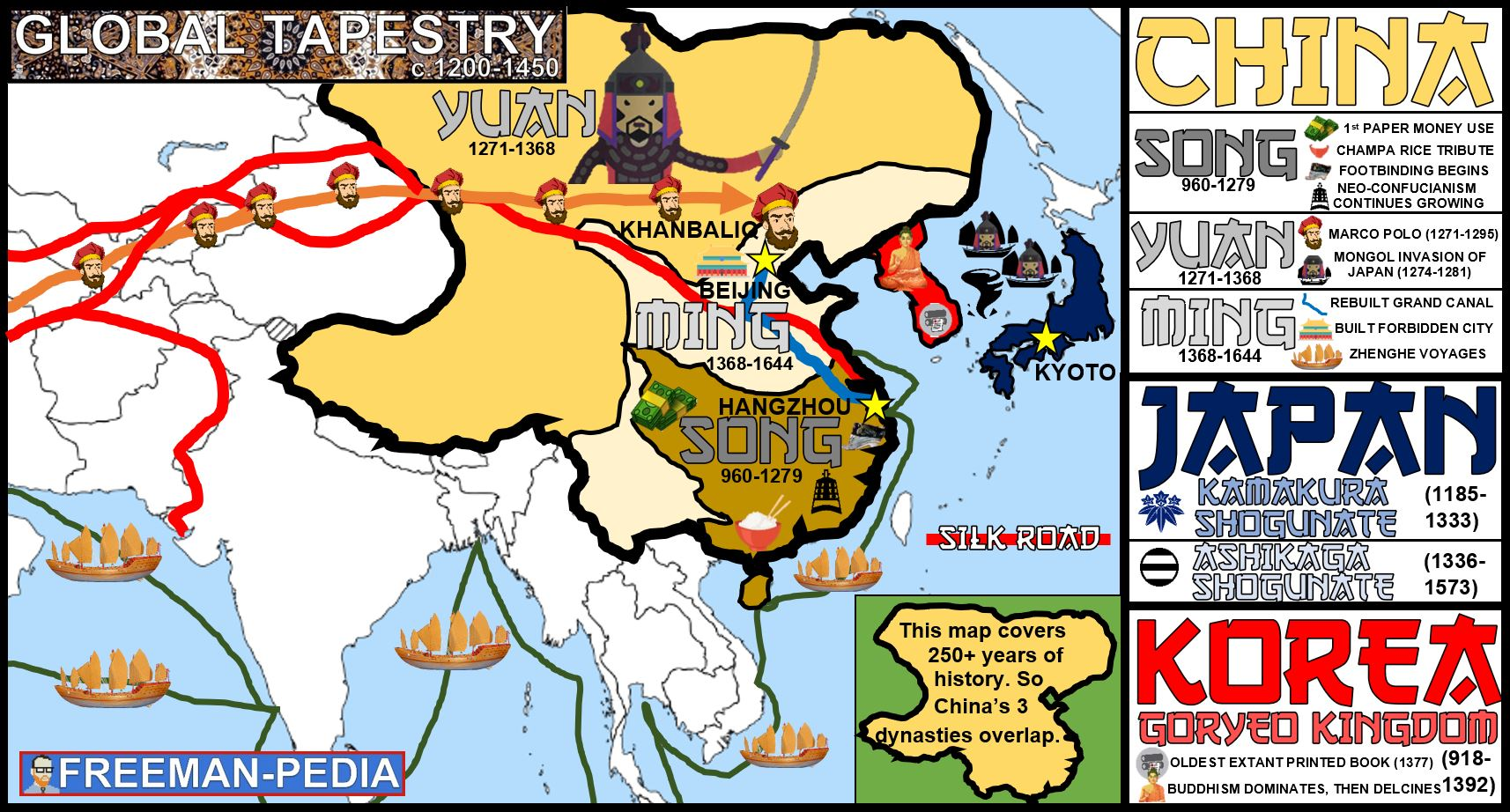 GLOBAL TAPESTRY EAST ASIA MAP FREEMANPEDIA.JPG