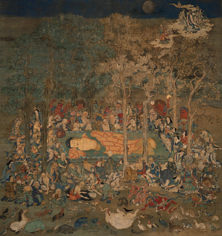 death of buddha c 1350.jpg