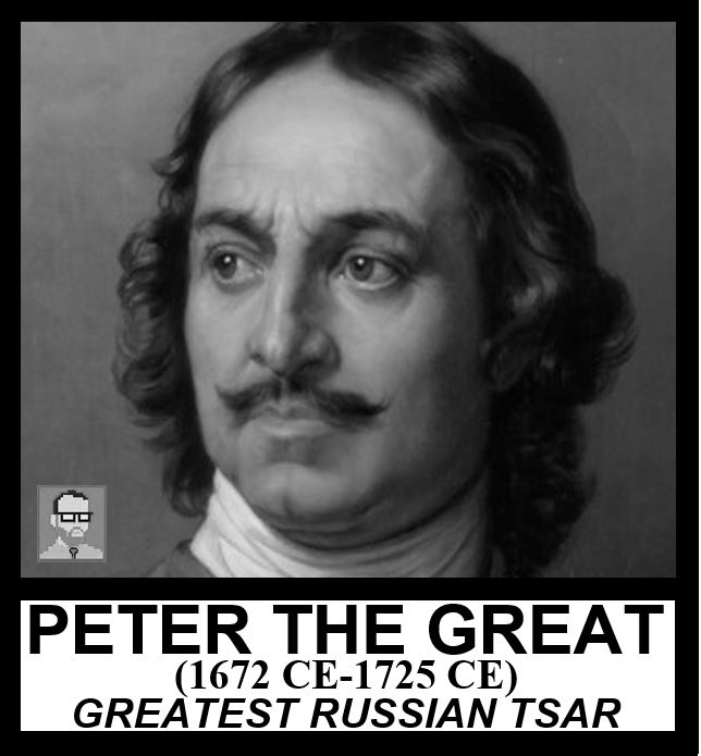 PETER THE GREAT AP WORLD HISTORY MODERN FREEMANPEDIA.JPG
