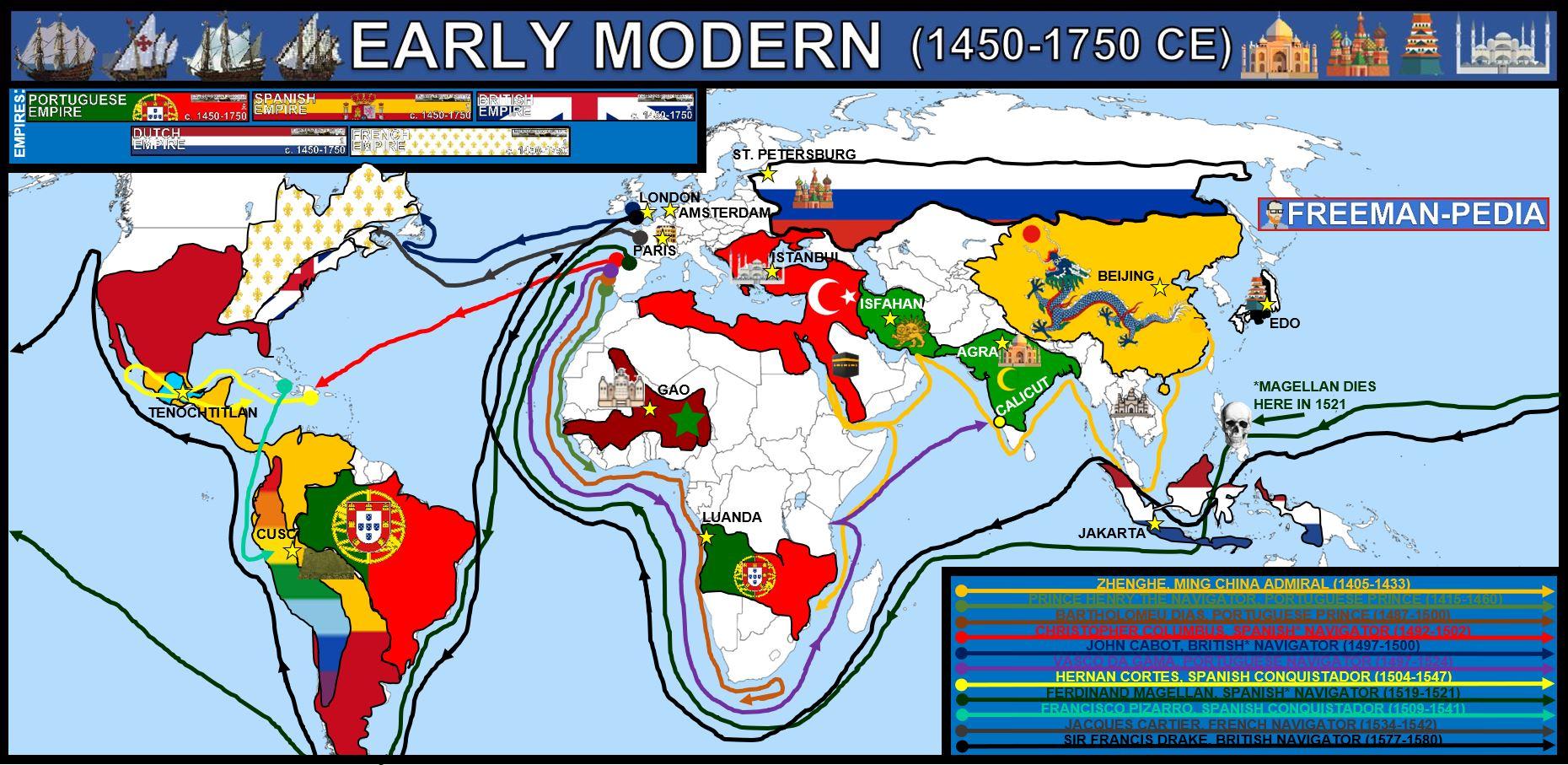 EARLY MODERN MAP AP WORLD HISTORY MODERN FREEMANPEDIA.JPG