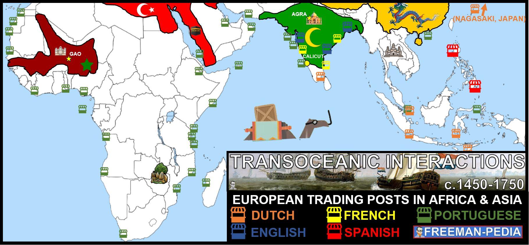 EUROPEAN TRADING POSTS AFRICA ASIA FREEMANPEDIA AP WORLD HISTORY.JPG