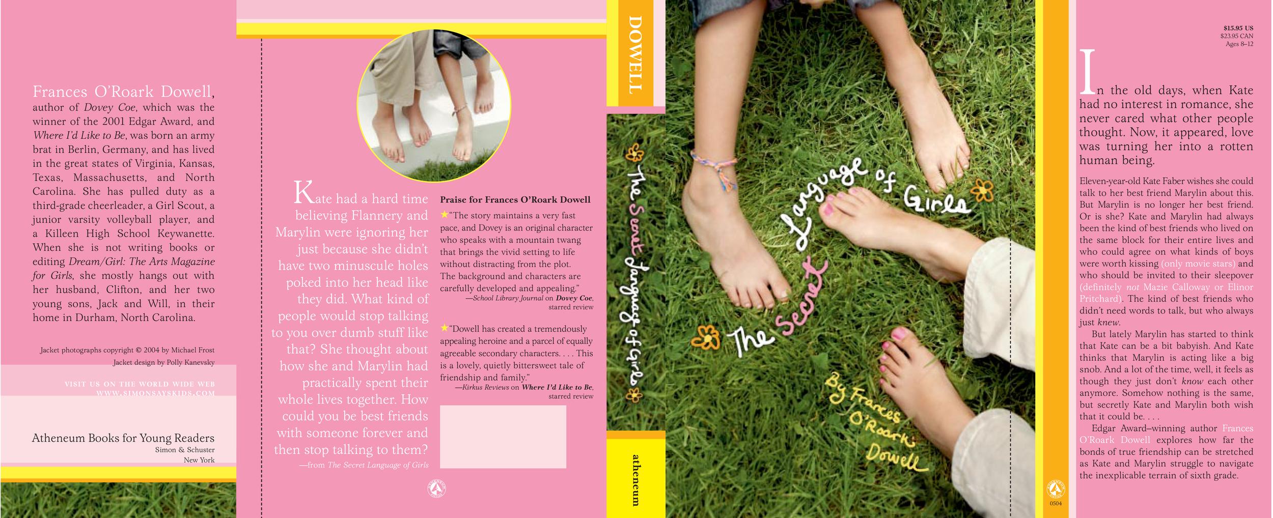 Secret Language of Girls.Simon & Schuster.Novel Jacket.jpg