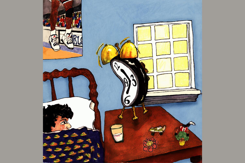 Ernie's Alarm Clock