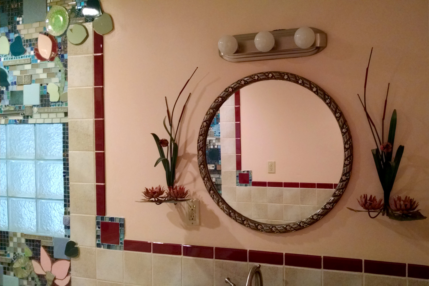 Custom Finished MIrror