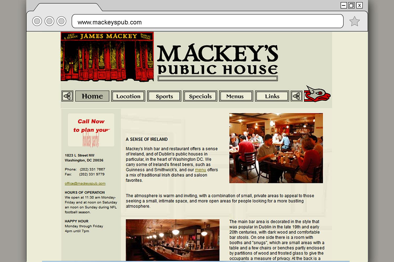 Mackeys