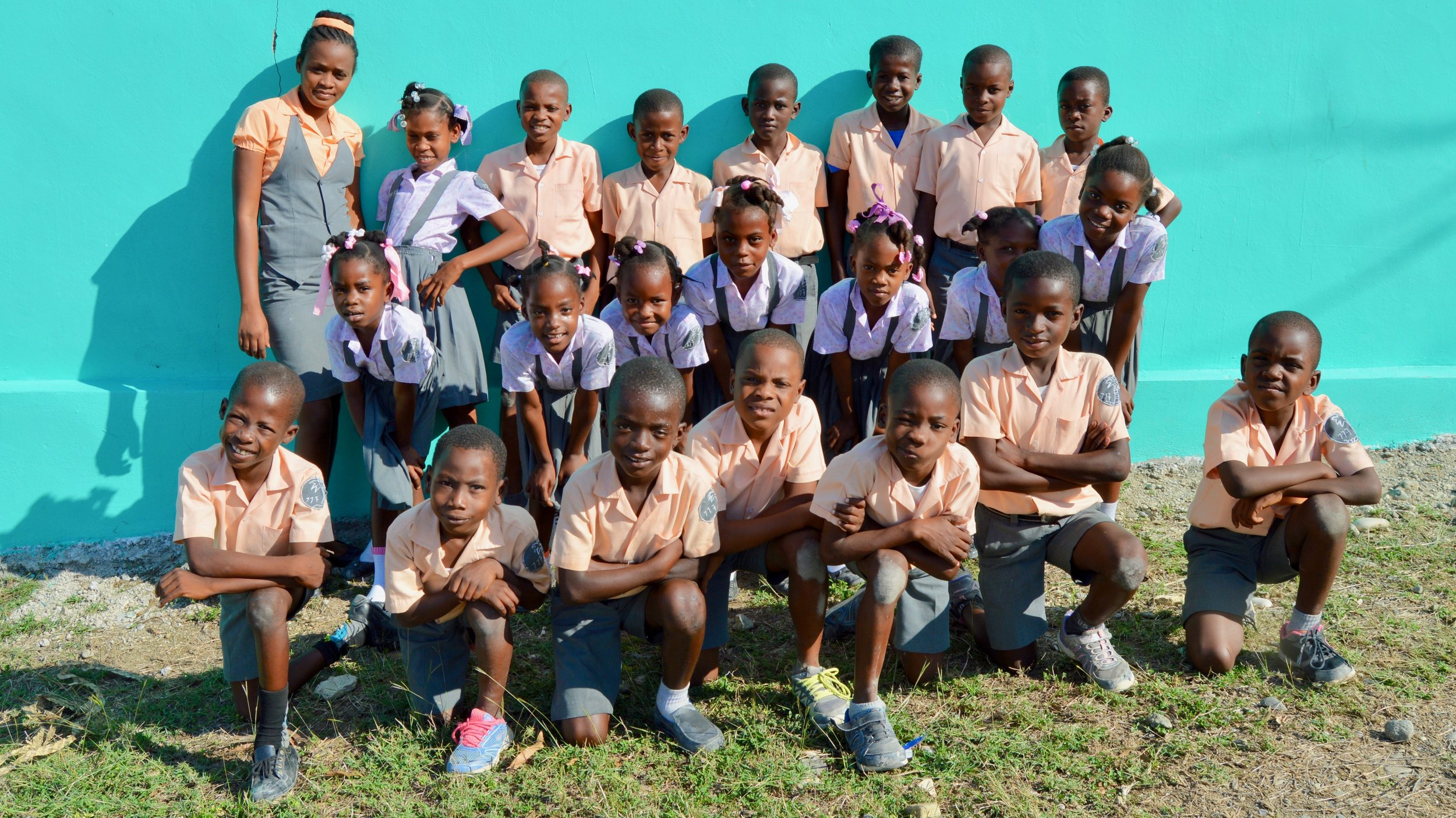 Influence a Class - Transform the lives of students by becoming a class sponsor.