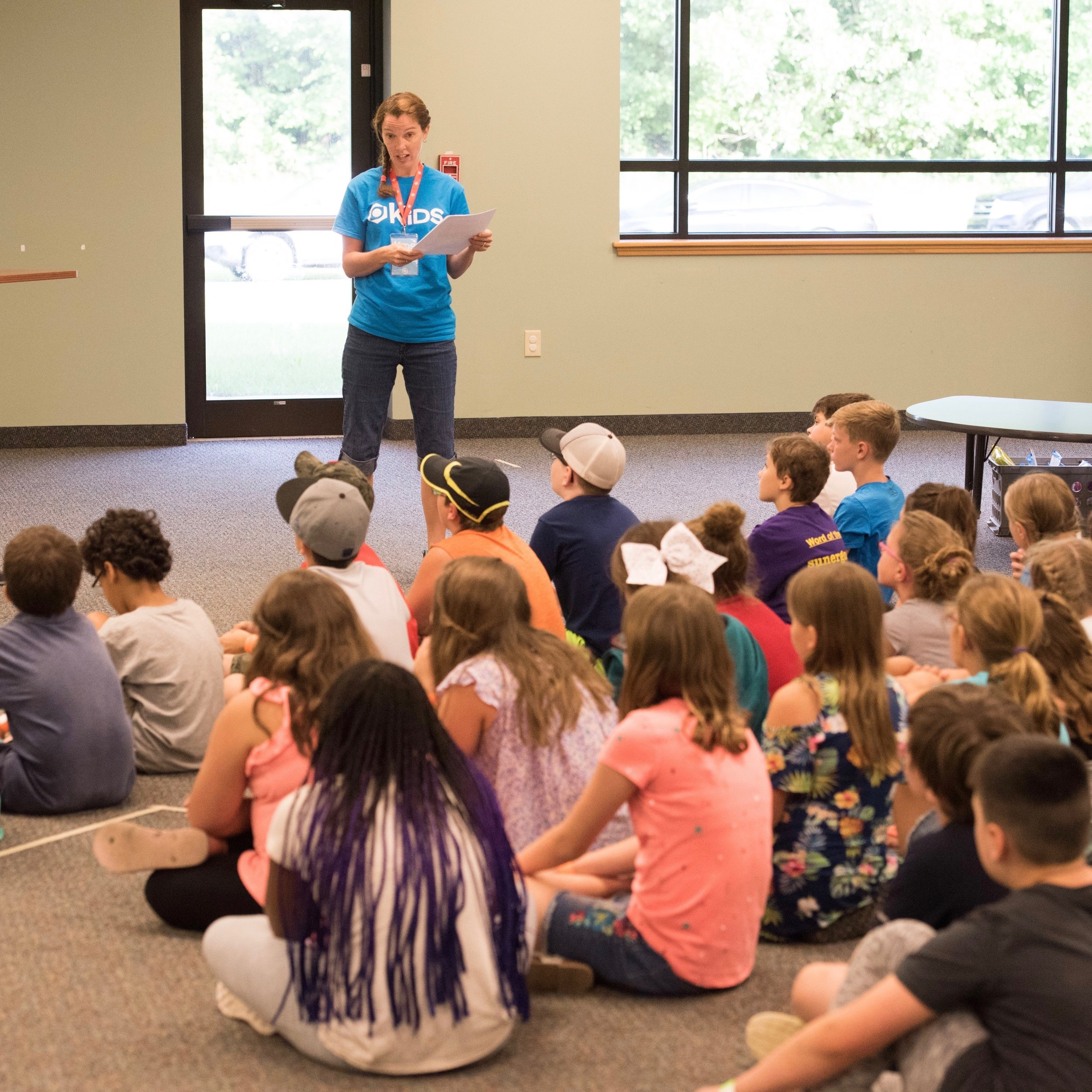 Church Partners raised over $10,000 for textbooks, Christmas gifts, and library resources through camp experiences and supply drives!