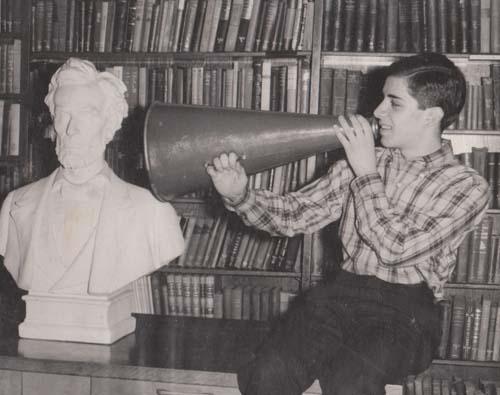 Tony Never Really Needed a Megaphone, 1964