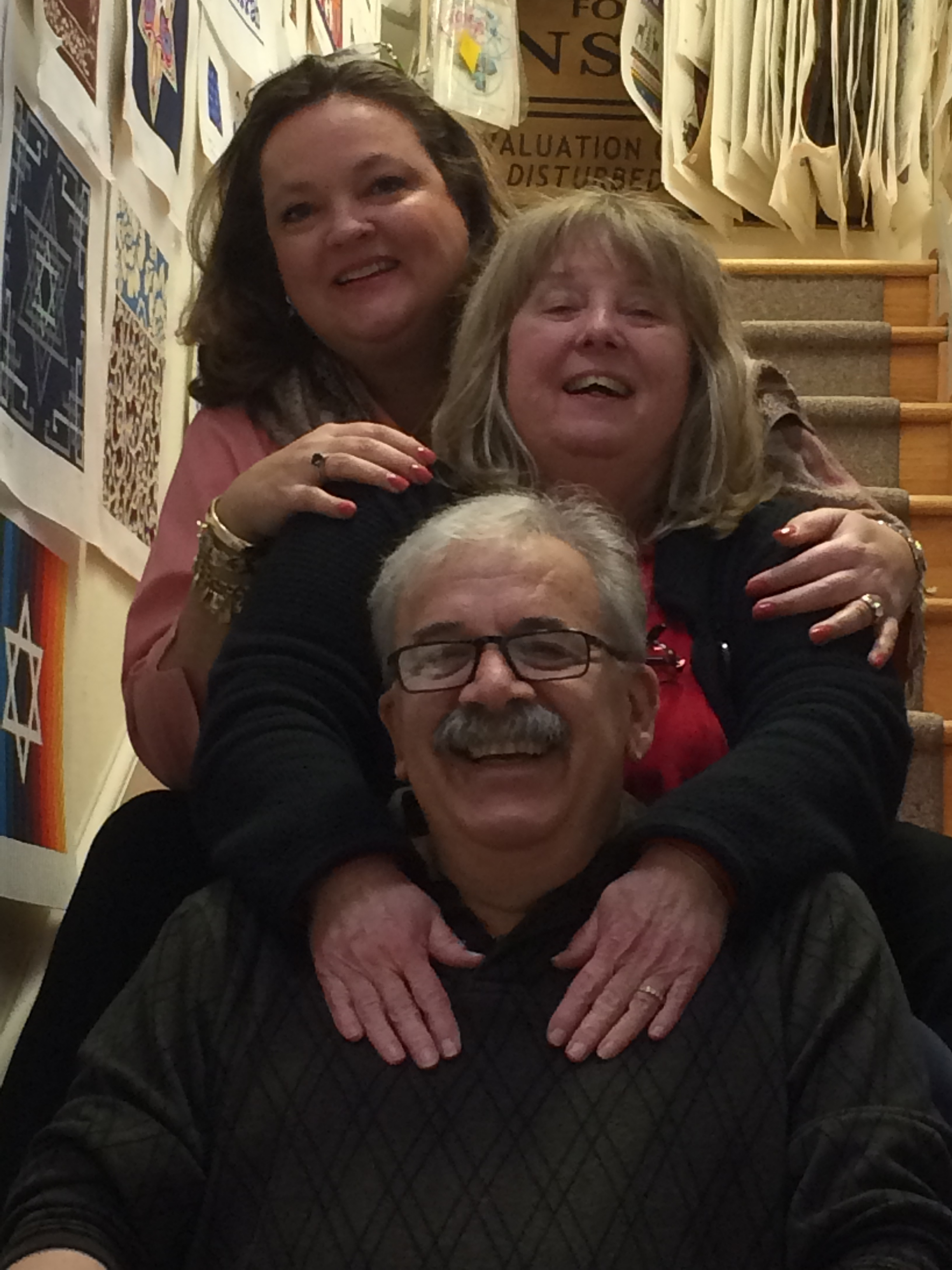 Tony, Suzanne,& Meredith