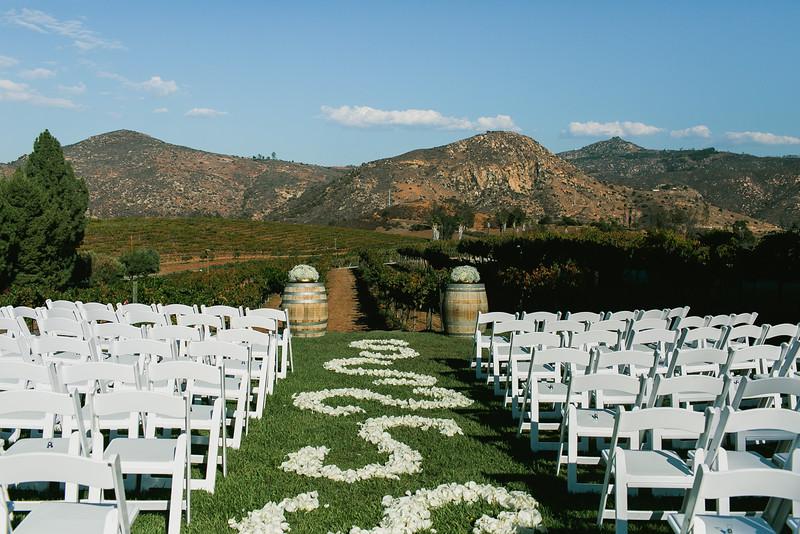 Orflia Winery wedding