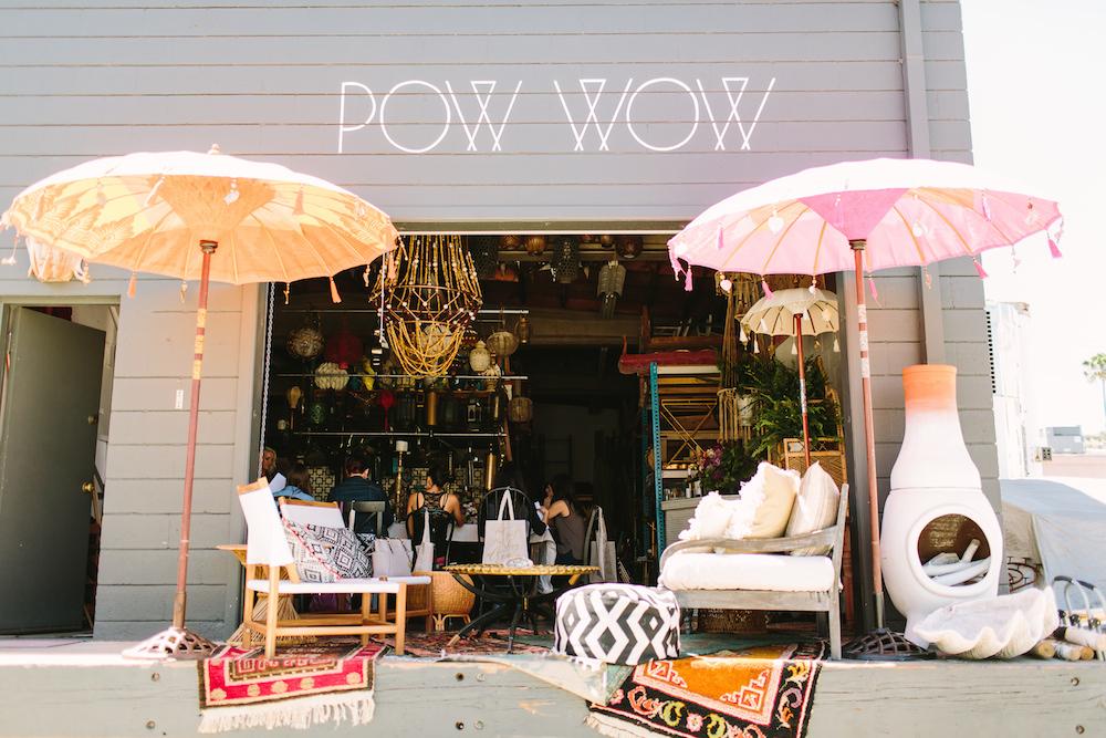 Pow Wow Design Studio workshop