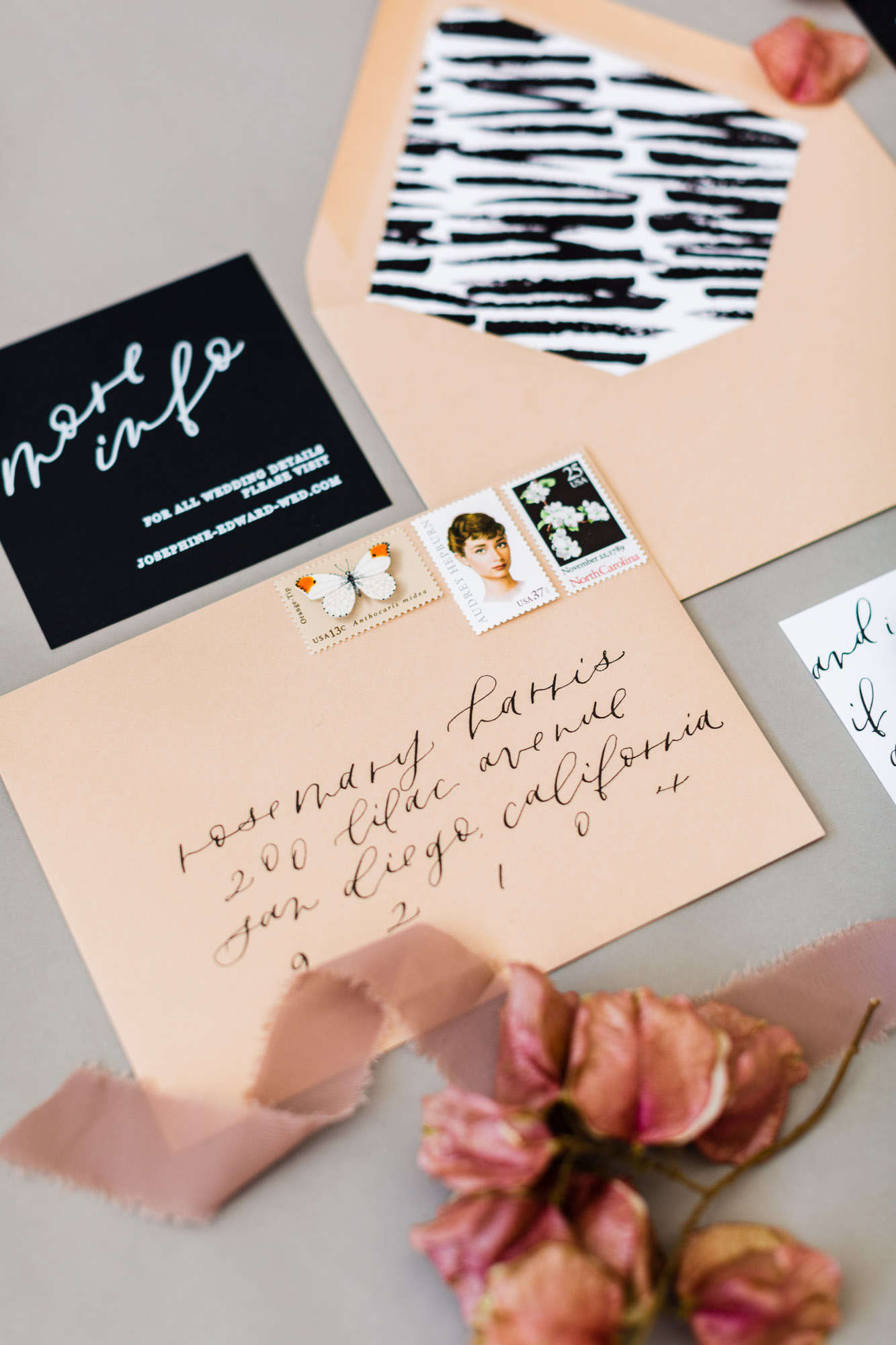 nude envelopes with envelope liner