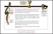Critter Sitter Website Design | moxiestudio.com