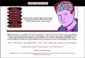 """The Psychology of Joss Whedon"" Website Design | moxiestudio.com"