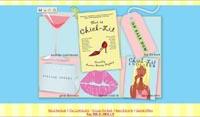 """This is Chick-Lit"" Website Design | moxiestudio.com"