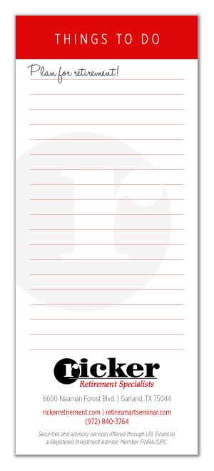 Notepad Design | moxiestudio.com
