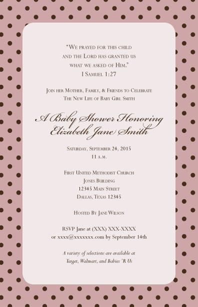 Baby Shower Invitation  | moxiestudio.com