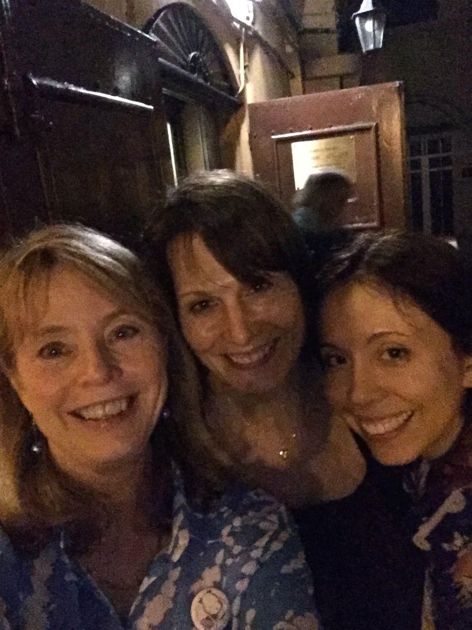 Yolanda, Monica & Poppy
