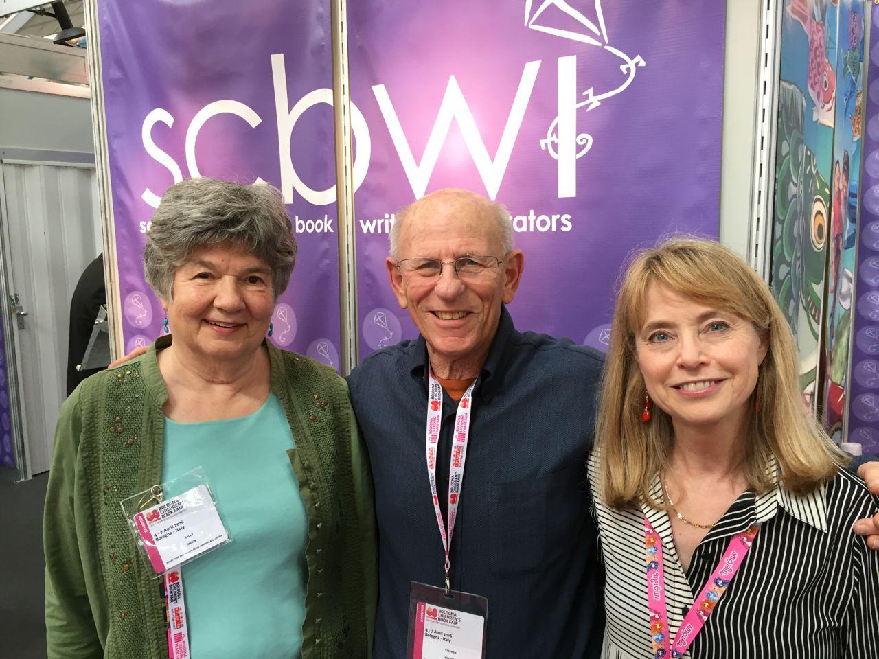 Sally Crock & Steve Mooser
