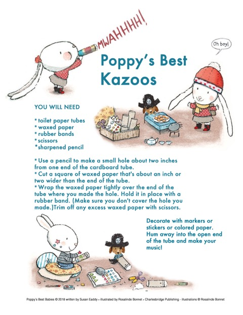 Poppy's Best Kazoos