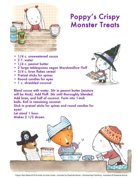 Poppy's Monster Treats