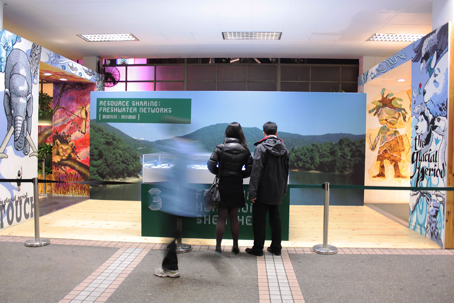 """Copy of """"Pearl River Delta Special Ecological Area"""" at the 2012 Hong Kong Biennale of Urbanism/ Architecture, Hong Kong"""