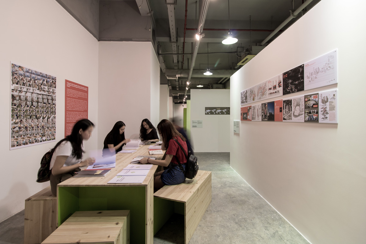 """Copy of """"Mall City"""" at the USC American Academy in China, Shenzhen Public Art Center, 2016"""