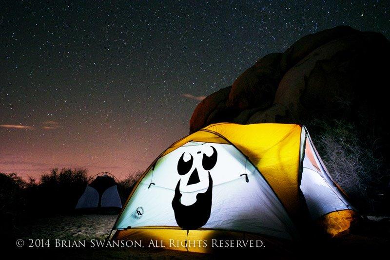 PC: Brian Swanson, Joshua Tree National Park