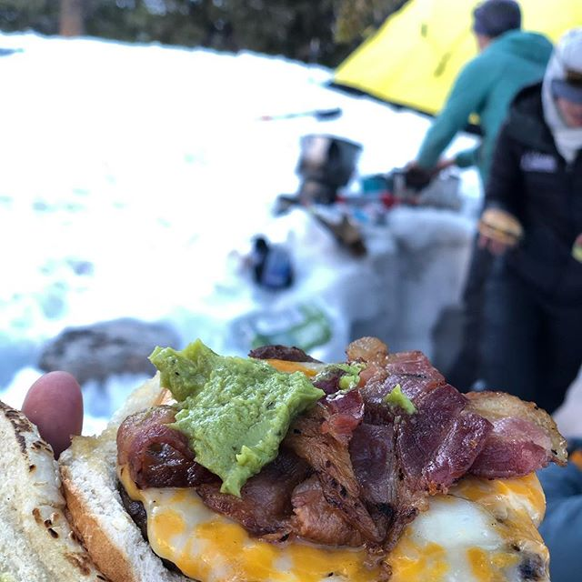 """""""A woman's place is in the kitchen""""  #salomonwmn  #cliche - @salomon is running an outdoor adventure contest celebrating women in the outdoors where you pair outdoor pics with traditional cliches.  Share your version."""