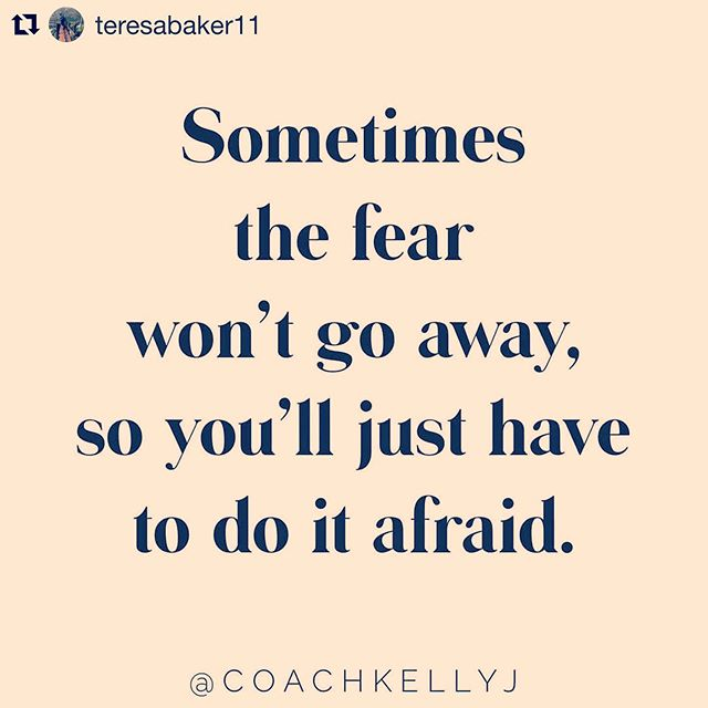 FEAR... Focused Energy Awareness Real 🌿 I used to think that fear was something I needed to fight, get over, overcome, conquer.... but over the years I have changed my relationship with fear. 🌟Often my fears help me FOCUS on something that is challenging me... physically, emotionally, or otherwise. 💫It creates an ENERGY that sometimes is helpful and other times crippling, but most often this energy creates conversation as it changes something in my demeanor that people notice and ask about. ✨AWARENESS of what is causing the fear is often so freeing mostly because it allows you to recognize and acknowledge that it exists and that is ok. 💞 By acknowledging that fear is REAL we can work towards addressing it. Too often we hear....there is nothing to be afraid of... just be brave... don't be scared... don't worry if I can do it you can do it...you got this. In those moments when my fear is real none of those things help.  So instead I try to change the narrative... and address it head on. Focus on the fear... what am I afraid of? What energy is it creating in me...Fight💪? Flight🏃‍♀️? Crawl into bed 🛌? Am I truly aware of what I am really scared about. Where is the fear coming from? Is the fear real?  How do we use it to motivate us, keep us safe, and make breakthroughs to places we didn't think possible.  Everyone experiences fear, even those around us who we think are unwavering examples of strength.  Thanks for this  #Repost @teresabaker11 ・・・ #Onward. Through it all.  #womensupportingwomen #comeasyouare  #adventuruswomxn  #strongwomen #adventureforall  #womenempowerment #strongertogether @adventuruswomxn