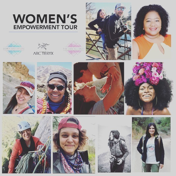 FREE TICKET!  I am so excited to be joining forces with @Arcteryxlabrea @theladyalliance and @womenwhoexplore tonight to share my story with you! This nation wide Empowerment Tour - Actually, I Can. - unites adventurers around the United States who are letting go of fear to create the life of their dreams.  Join us TONIGHT, June 25th at 7pm at Arcteryx La Brea for an inspiring evening of empowering women and outdoor adventure. I have a FREE ticket to give away for tonight... private message me if you are interested.