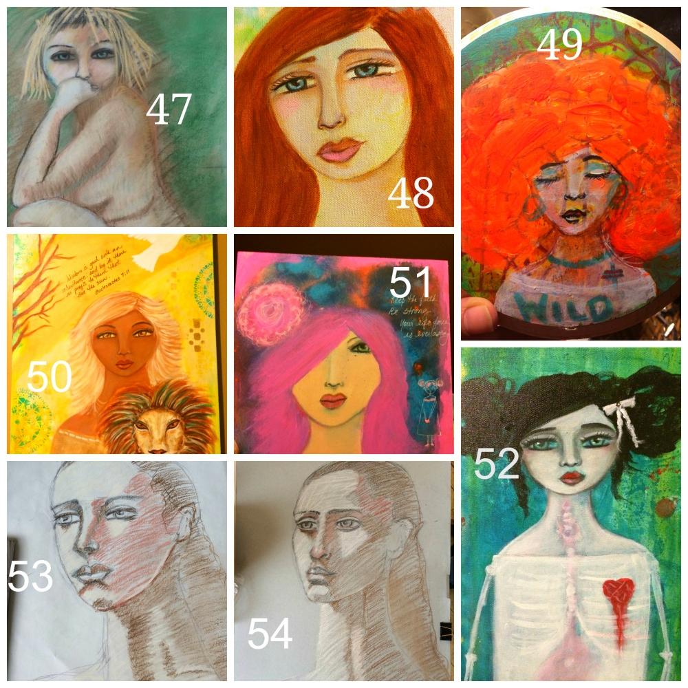 100 Faces 47-54.jpg