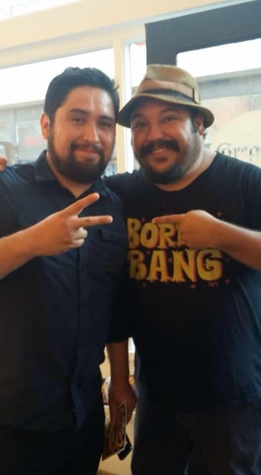 Me and Jorge :)