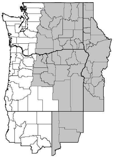 Elymus wawawaiensis (Snake River wheatgrass) map.png