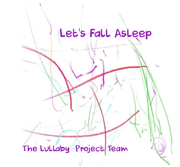 Album Artwork from the first lullaby project workshop
