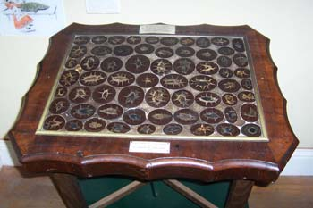 Buckland's coprolite table