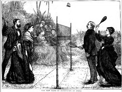 The New Game of Badminton in India