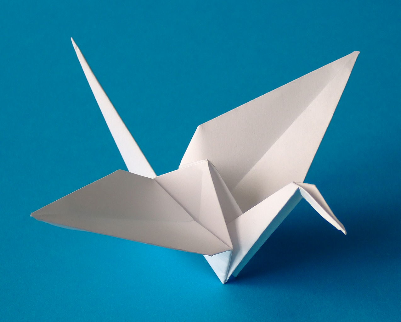 Author Andreas Bauer  Origami-Kunst