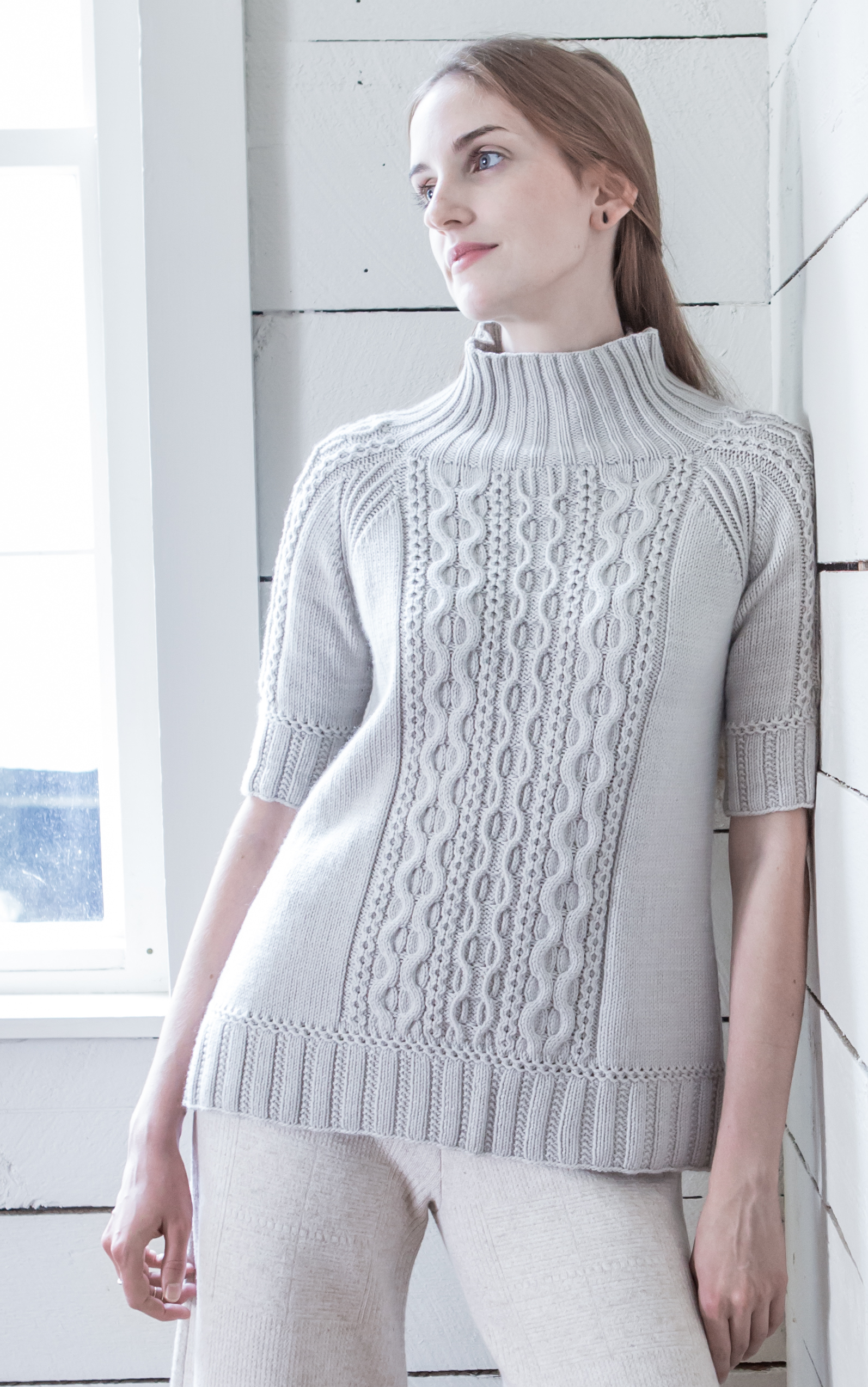 Fibi Pullover -  & Norah's Independent Patterns