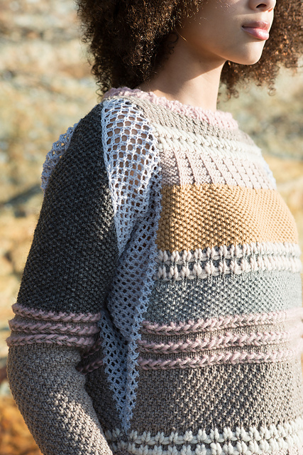 Lines Pullover from No.3 Lines buy  PDF