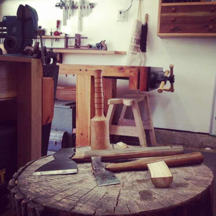 Restoring old tools — Anne of All Trades