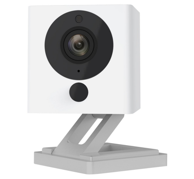 Home Camera - 1080p full HD live stream direct to your smartphone day or night with night vision (up to 30 feet away).